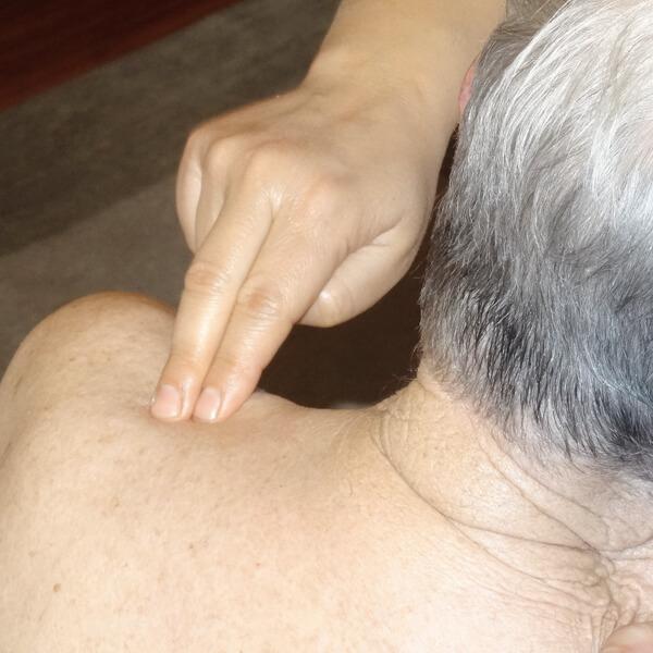 Cyriax masaje - Ángela Cobos