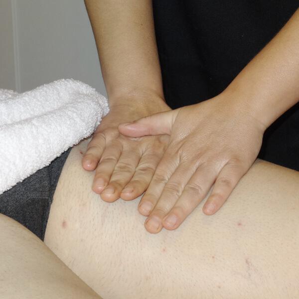 Drenaje linfático manual- masajes Ángela Cobos