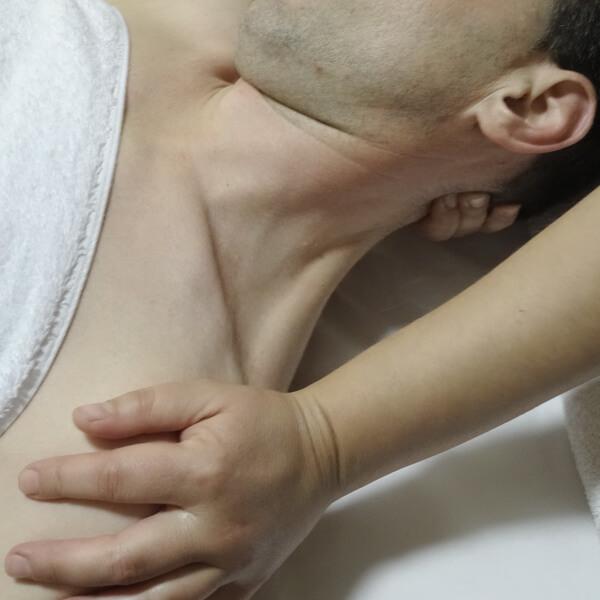 Masaje de recuperación por Ángela Cobos