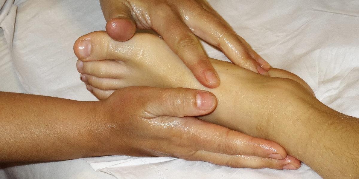 Masajes de pies, ¿placenteros o dolorosos?