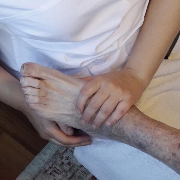 Reflexología Podal - masajes Ángela Cobos